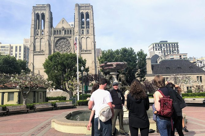 Union Square, Nob Hill, and Chinatown Urban Hiking Tour