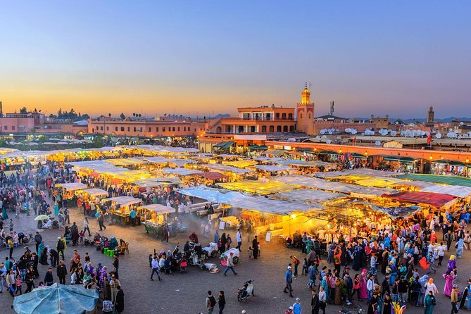 Private Marrakech Airport Transfer
