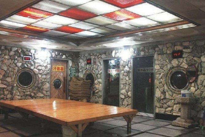 Korean sauna experience