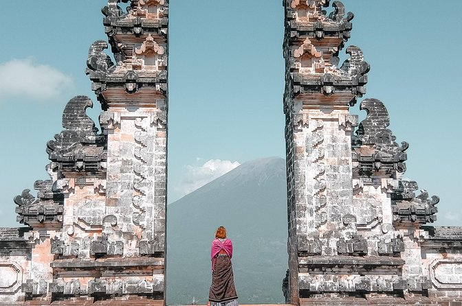 ⭐⭐⭐⭐⭐ Most iconic spot GATE OF HEAVEN - Lempuyang Temple
