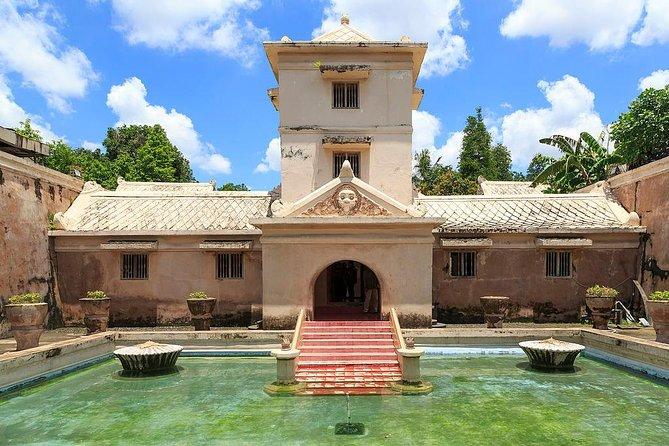 Water Castle and Yogyakarta City Tour