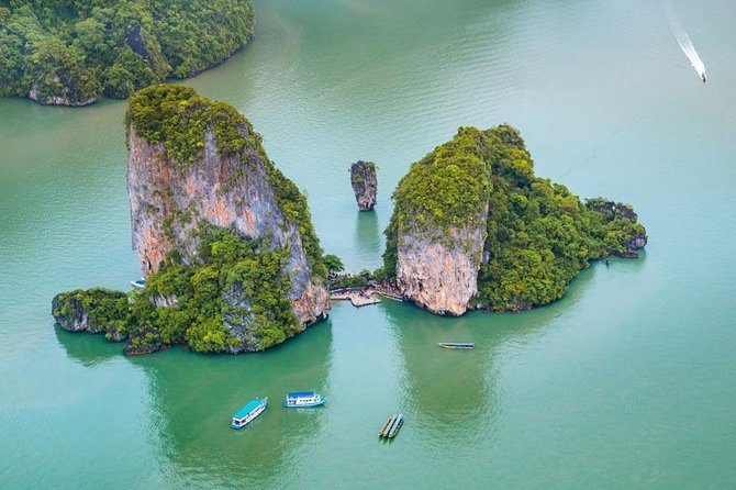 James Bond Island and Phang Nga Bay Tour By Big Boat From Phuket