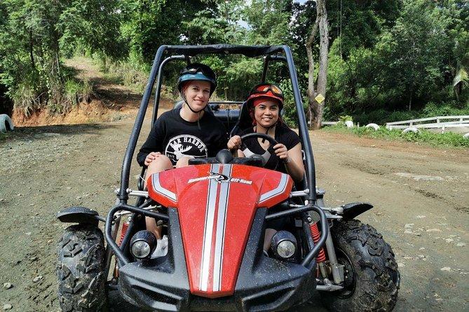 Roatan Excursions: Sloths Sanctuary & BUGGY BLAST + Beach Resort
