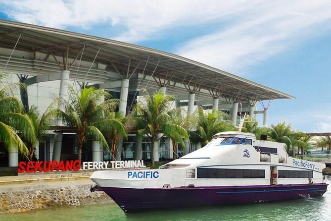 Batam Ferry Terminal Arrival/Departure Transfer photo 1