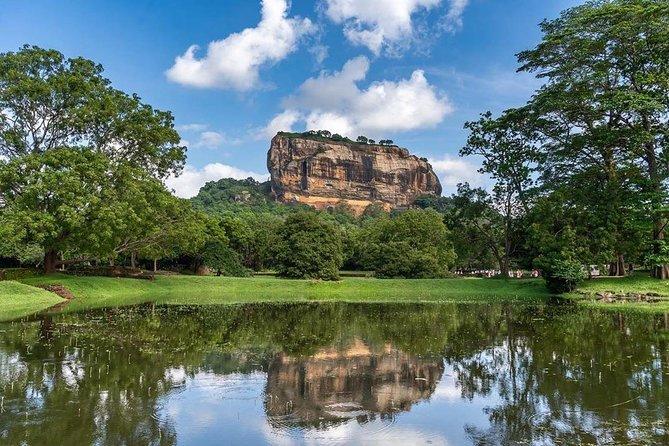 Sigiriya and Dambulla Day Tour from Colombo