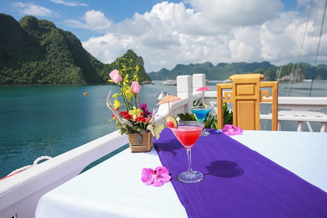 Bai Tu Long Bay 2 Days 1 Night Tour - VIOLA CRUISE photo 18