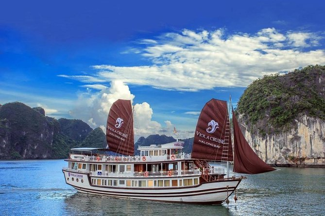 Bai Tu Long Bay 2 Days 1 Night Tour - VIOLA CRUISE photo 1