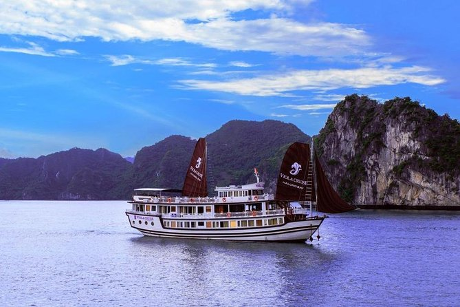 Bai Tu Long Bay 2 Days 1 Night Tour - VIOLA CRUISE photo 6