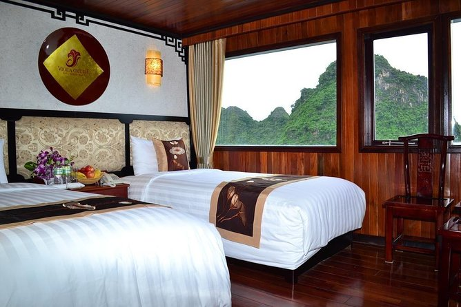 Bai Tu Long Bay 2 Days 1 Night Tour - VIOLA CRUISE photo 8