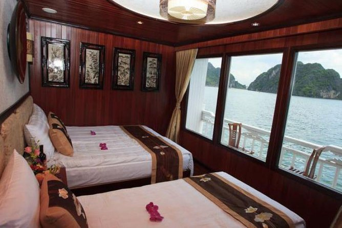 Bai Tu Long Bay 2 Days 1 Night Tour - VIOLA CRUISE photo 17
