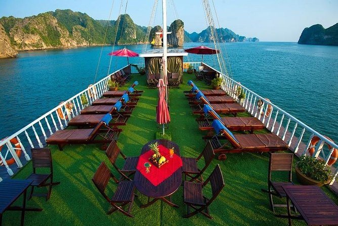 Bai Tu Long Bay 2 Days 1 Night Tour - VIOLA CRUISE photo 10