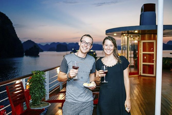 Bai Tu Long Bay 2 Days 1 Night Tour - VIOLA CRUISE photo 19