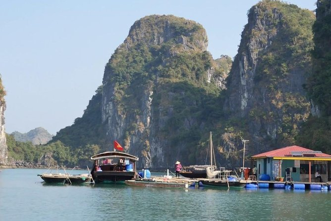 Bai Tu Long Bay 2 Days 1 Night Tour - VIOLA CRUISE photo 7