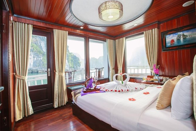 Bai Tu Long Bay 2 Days 1 Night Tour - VIOLA CRUISE photo 4