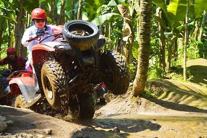 Bali ATV Ride and Uluwatu Sunset Tour Packages : Best Quad Bike Trip
