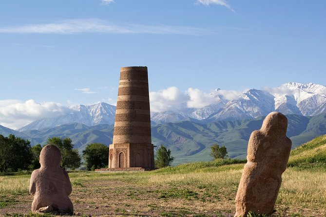 Bishkek and nearby mountain gorges