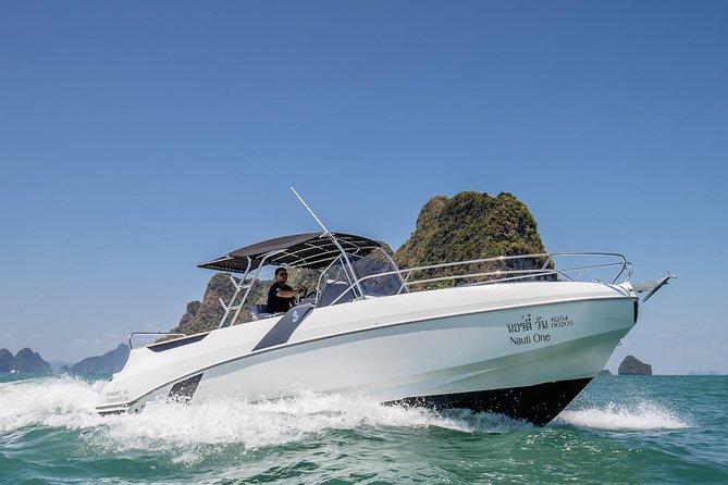 Phuket Day Charter - Power Boat