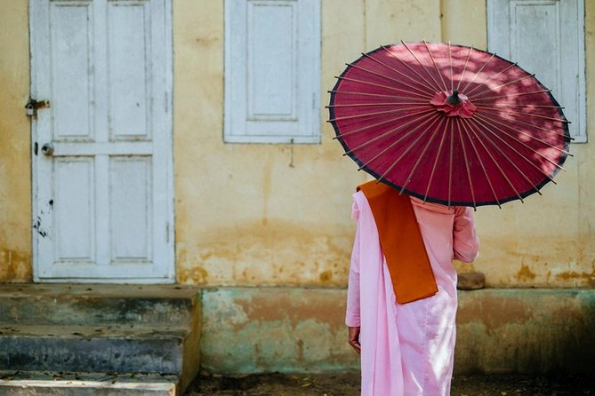 An enlightened encounter in Mandalay