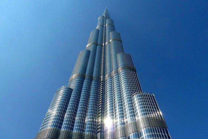 The Burj Khalifa- At the top 124-125th floor