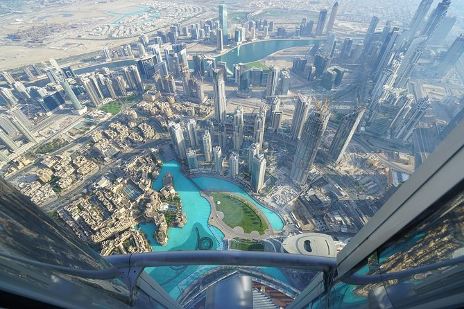 """The Burj Khalifa """"At The Top"""" Observation Deck Admission Ticket"""