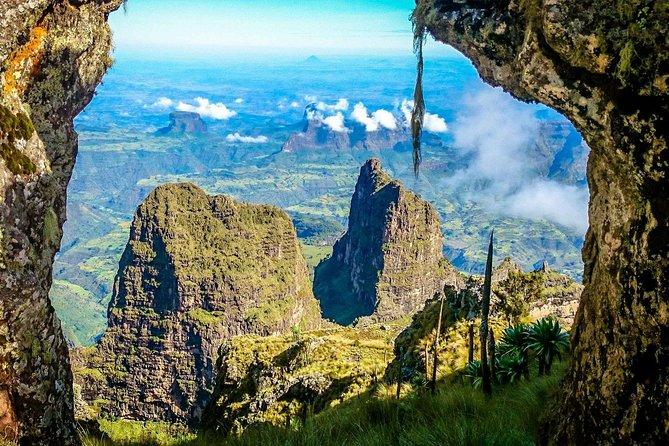 4 Days Trekking Simien Mountains