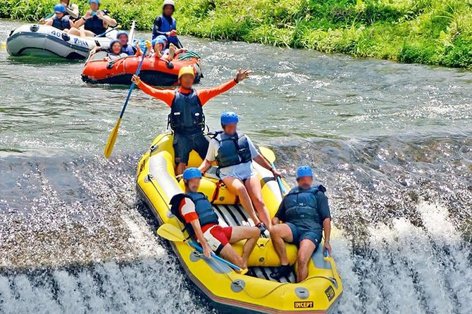 Full Day Rafting and ATV Ride Trip in Telaga Waja River with Lunch photo 9