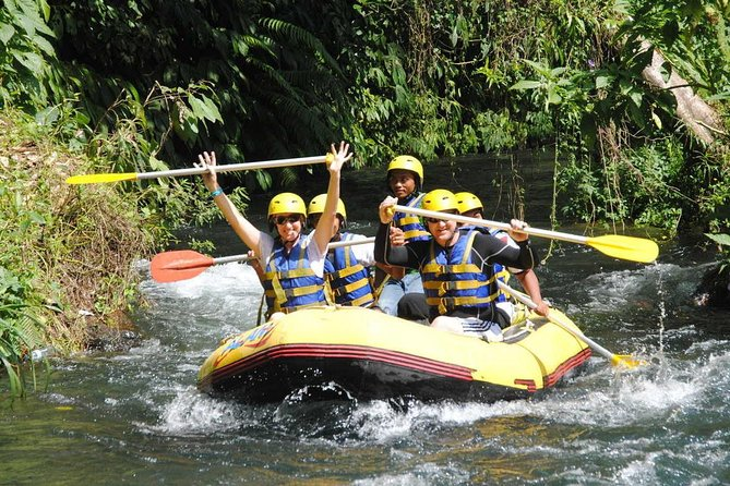 Full Day Rafting and ATV Ride Trip in Telaga Waja River with Lunch photo 8