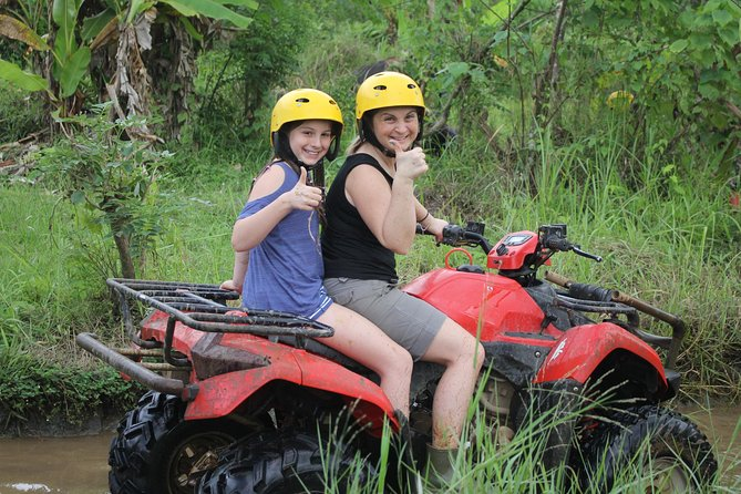 Full Day Rafting and ATV Ride Trip in Telaga Waja River with Lunch photo 10