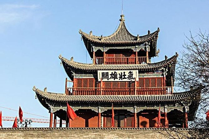 Zhangye One Day City Tour