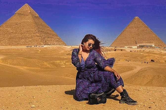Special Customizable Cairo and Giza in one Day Tour