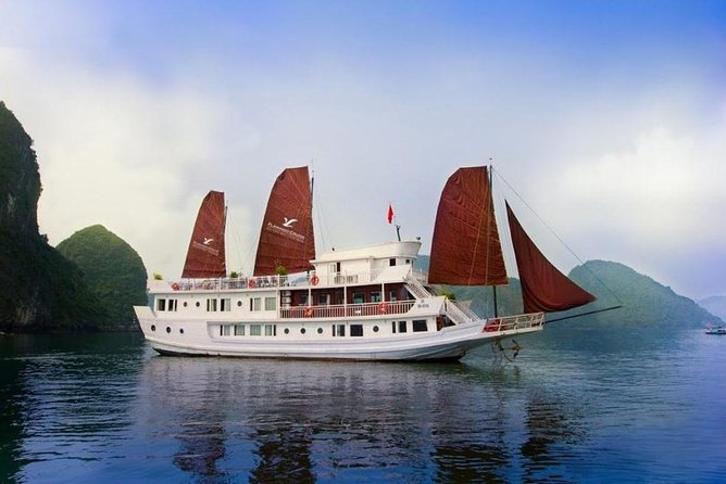 Ha Long Bay 3 Days 2 Nights Tour - Luxury Flamingo Cruise