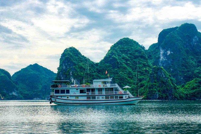 Ha Long Bay 2 Days 1 Night Tour - Luxury Flamingo Cruise