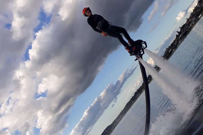 Lake Taupo Flyboarding Experience