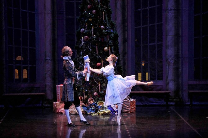 The Nutcracker Ballet In Mariinsky theater
