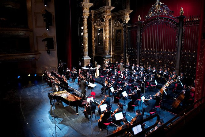 Tour to the classical Russian musical theater
