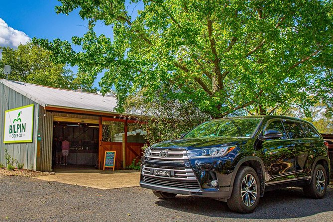 Private Blue Mountains Three Valleys SUV Tour