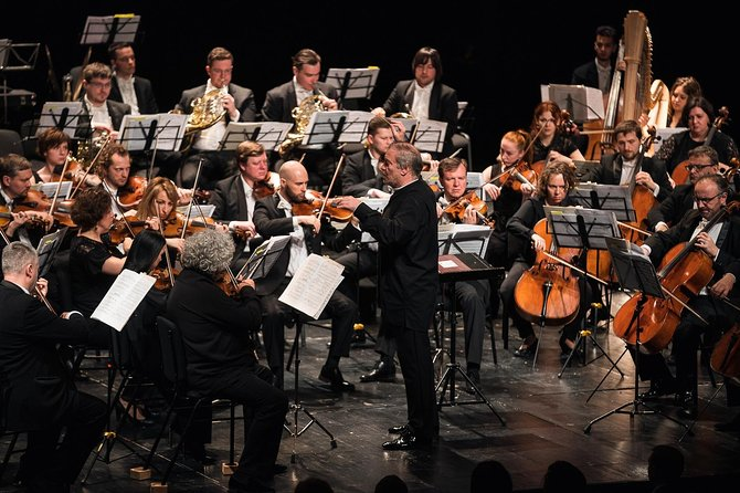 Russian symphony orchestra