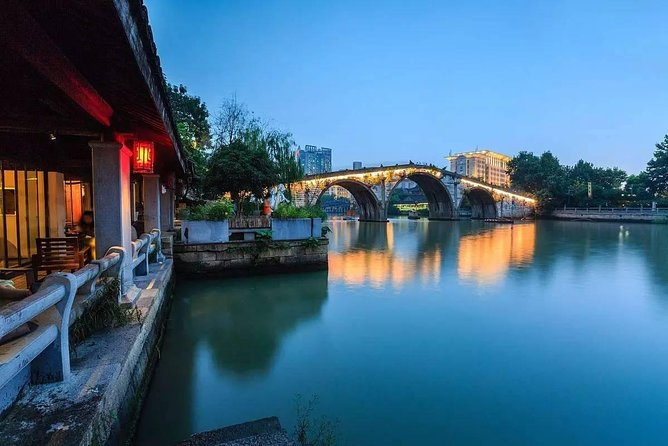 Hangzhou Day Tour of Wuzhen Water Town and Jinghang Grand Canal