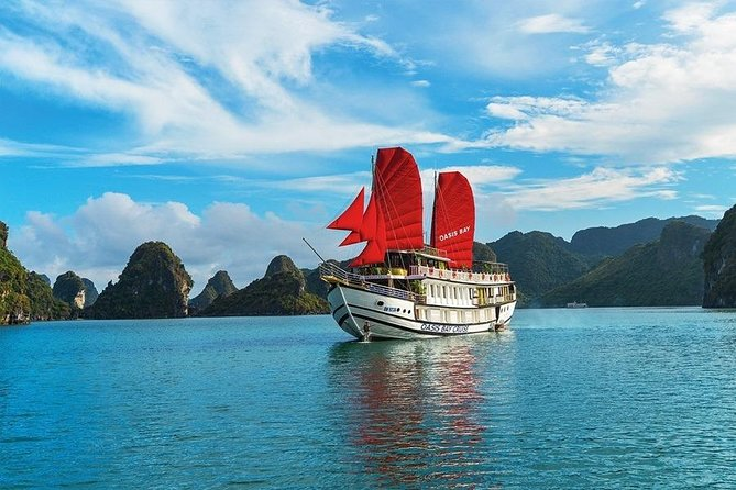 Oasis Bay Classic-Ha Long Bay 2 Days 1 Night