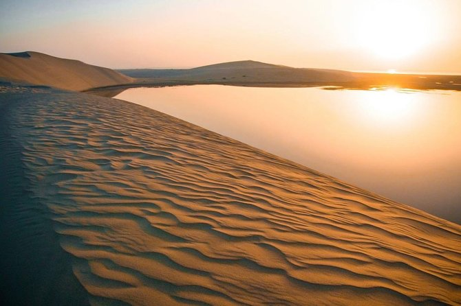 Overnight Desert Safari || BBQ Dinner || Sand boarding || inland sea Visit
