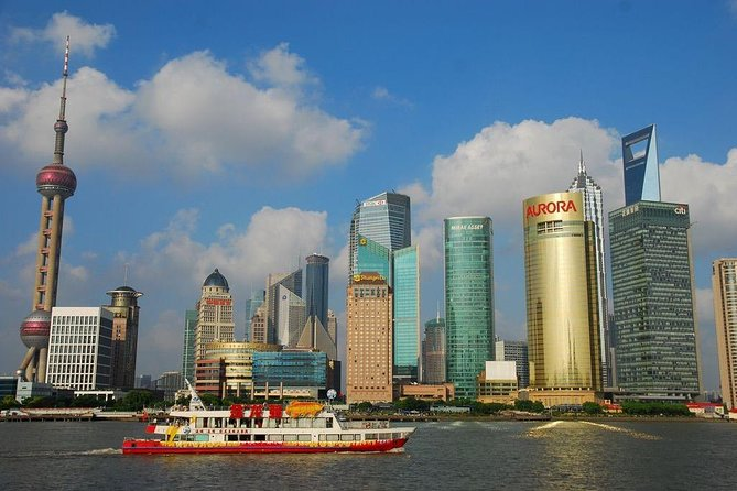 Private Customized Shanghai Highlights in One Day from Dalian by Air