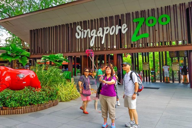 Singapore Night Safari Ticket with Tram Ride
