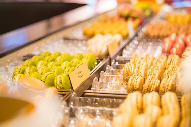 Paris Saint-Germain Private Chocolate, Pastries & Macaron Tasting Tour