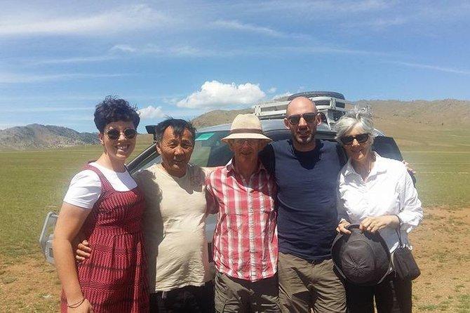 Blue pearl Khuvsgul lake tour