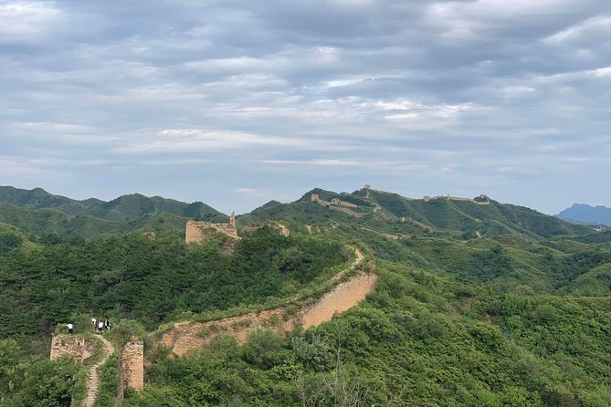 Beijing Private Tour: Mutianyu Great Wall + Viewing Forbidden City from Jingshan photo 4