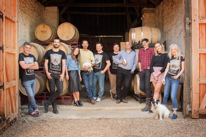 The Oxford Artisan Distillery Morning Tour