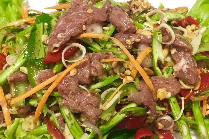 Experience cooking as Khmer chef