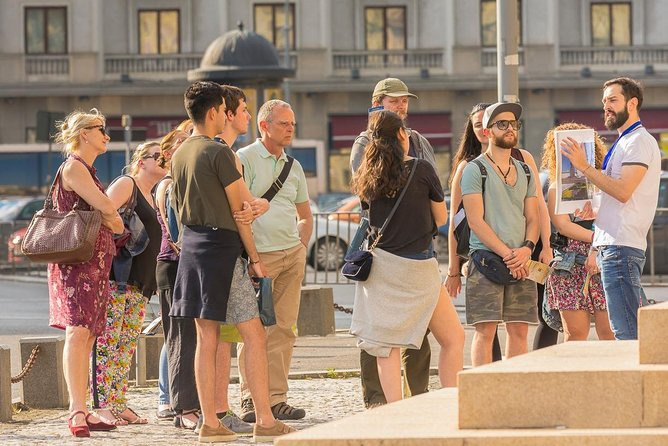Bucharest Must See Walking Tour