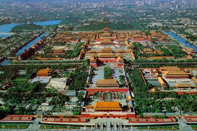 Beijing Private Tour including Ming Tombs, Beihai Park and Jingshan Park