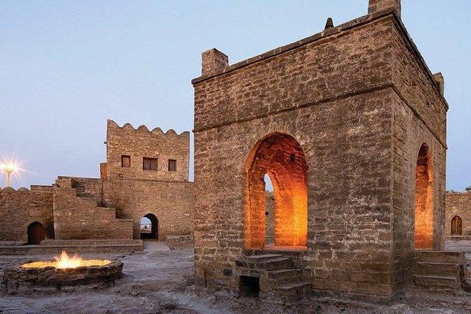 Day Trip Baku (Private Tour)